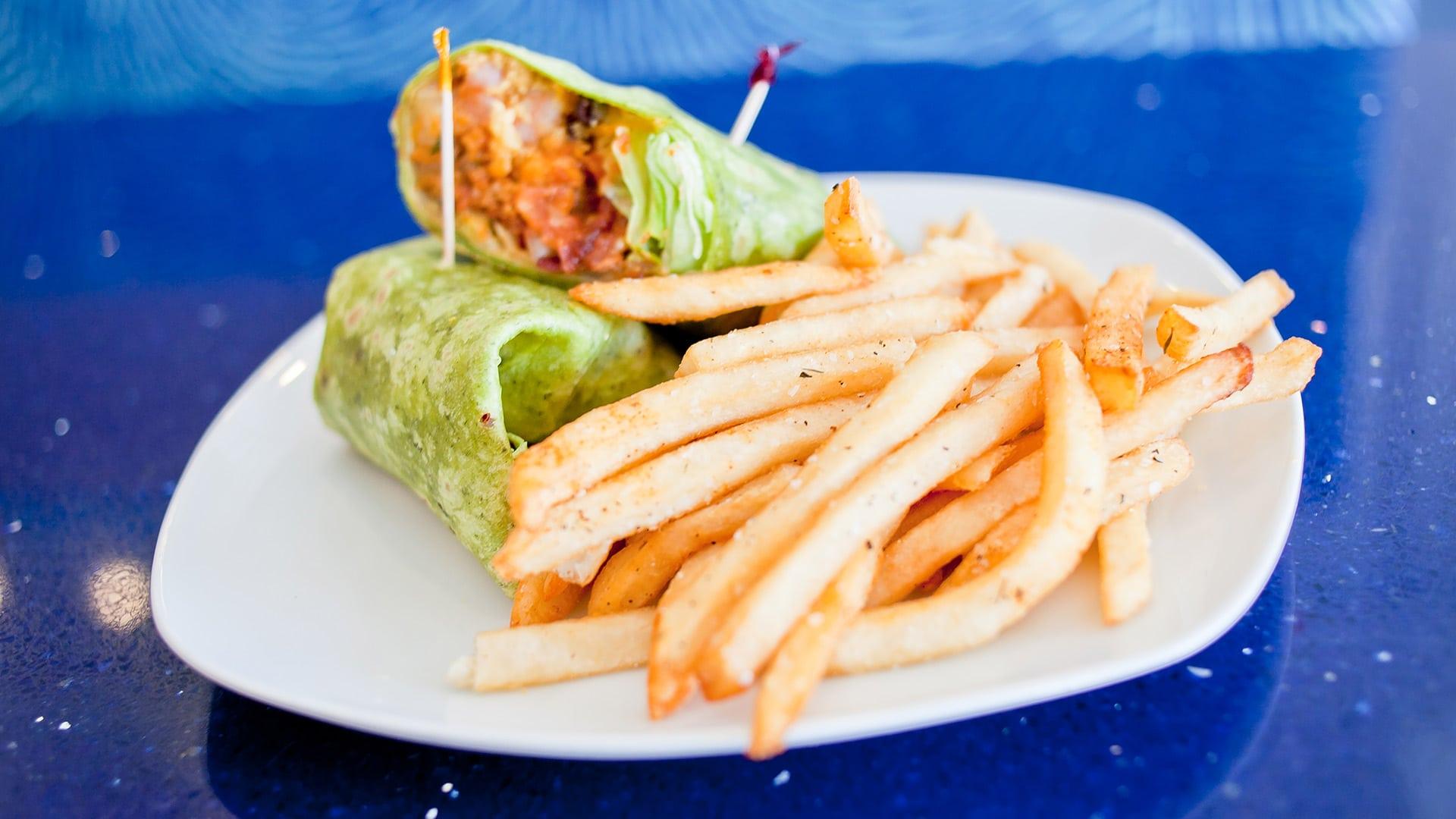 Lunch | H2O Grill and Bonsai Sushi Bar | Pensacola Beach FL